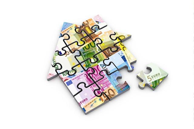 puzzle domečku