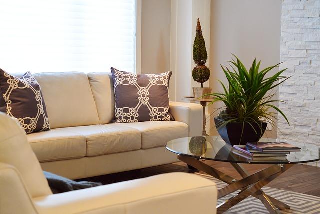 Zařizujete obývací pokoj?