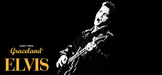 Vyrazte na koncert Elvise Presleyho!